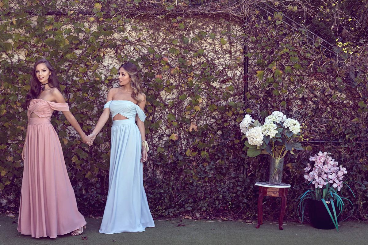 The Coolest Made-to-Order Sites For Wedding Gowns, Bridesmaid ...