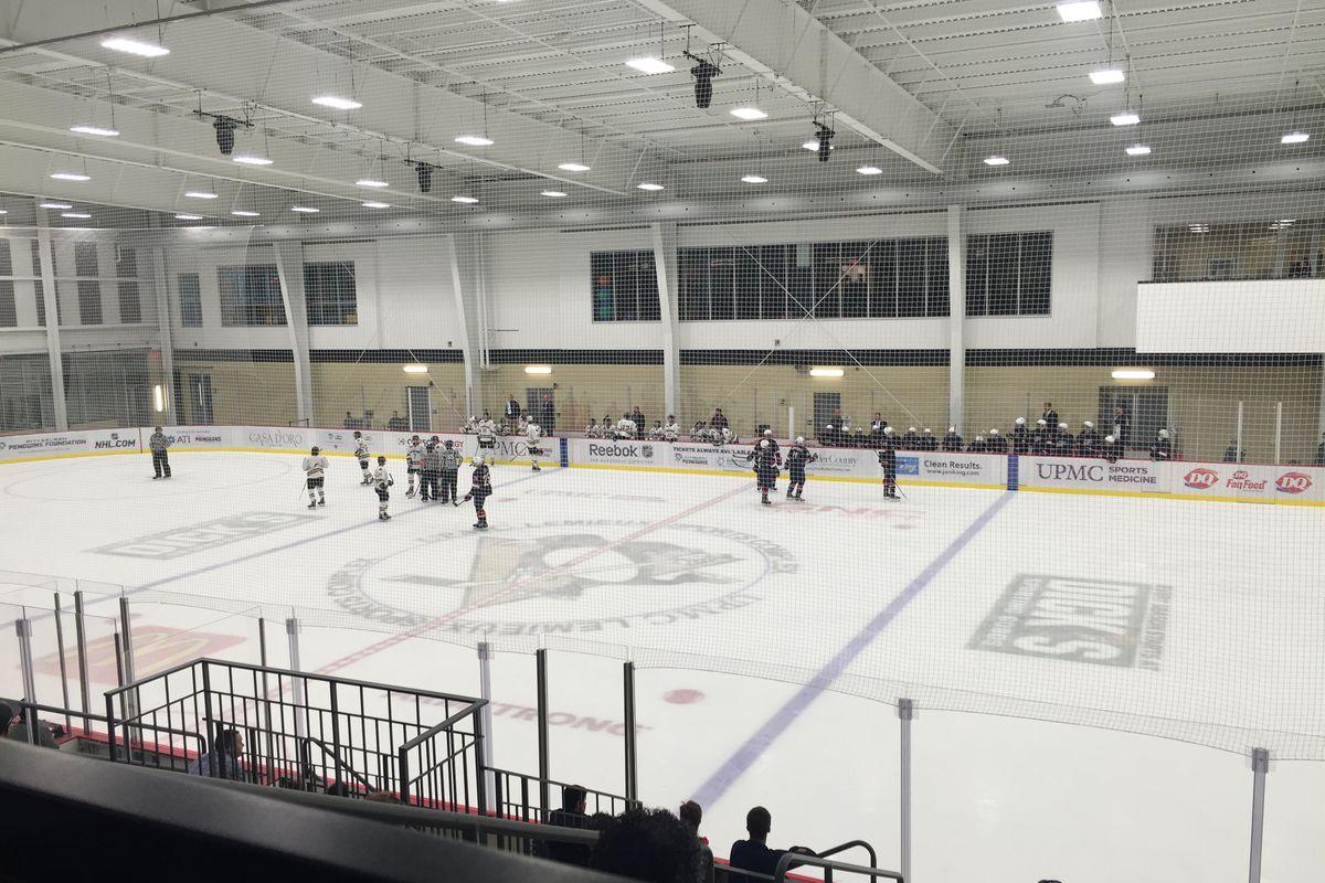 UPMC Lemieux Sports Complex, home of USHL Pittsburgh Showcase