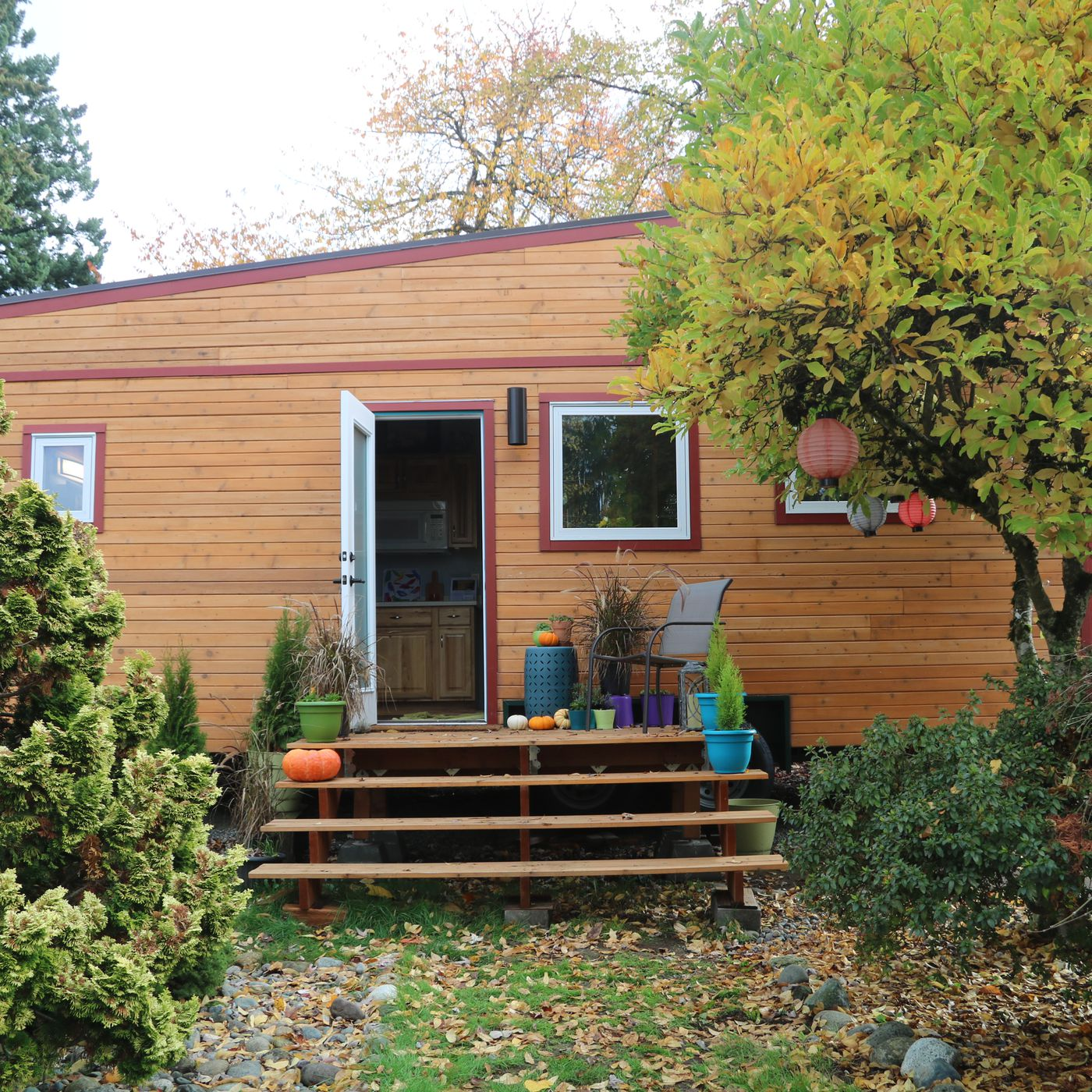 One approach to long-term shelter: Tiny grants for tiny homes