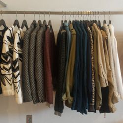 Jackets from Iro ($380 and up), leathers from Lot38 ($498), Theory ($99), Rag & Bone ($298) and more.