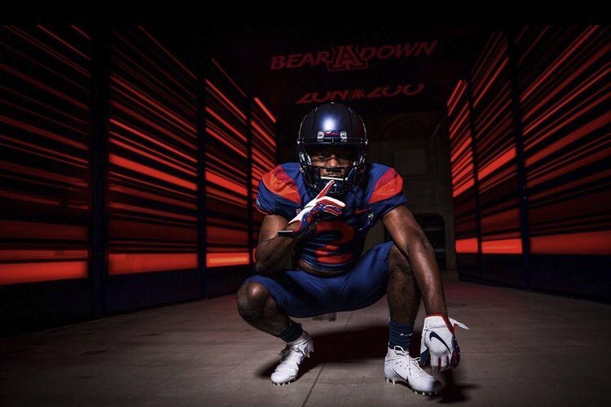 frank-brown-arizona-wildcats-commitment-analysis-pac-12-football-all-purpose-2020-reaction