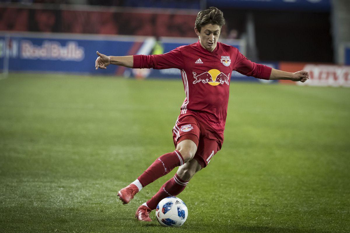 MLS Regular Season Home Opener Match New York Red Bulls v Portland Timbers