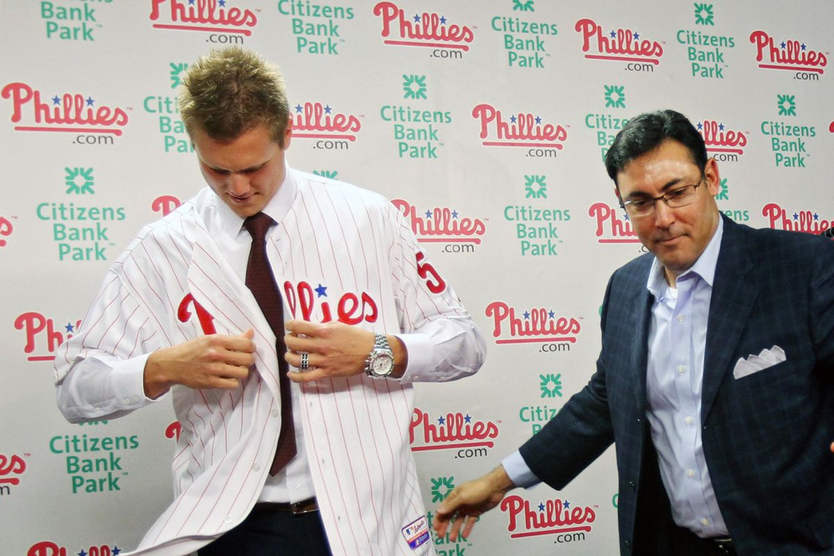 Let's hope that Papelbon keeps the Phillies jersey on. Or at least let's hope that he doesn't put on a Tigers one.