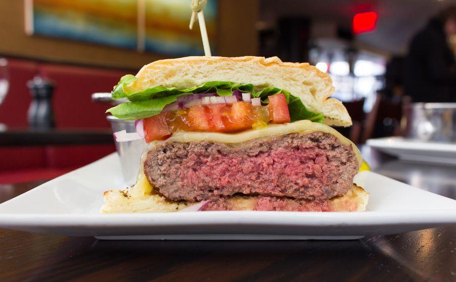 Harvest burger