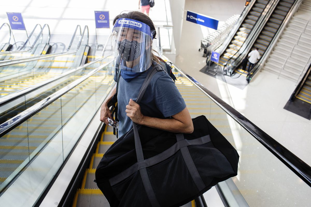 Flying and the coronavirus: How risky is it? Here's what the science says.