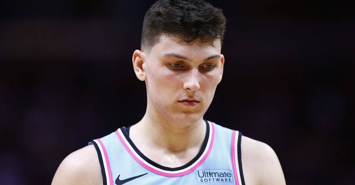 Teen Titans: Tyler Herro and the NBA youth movement
