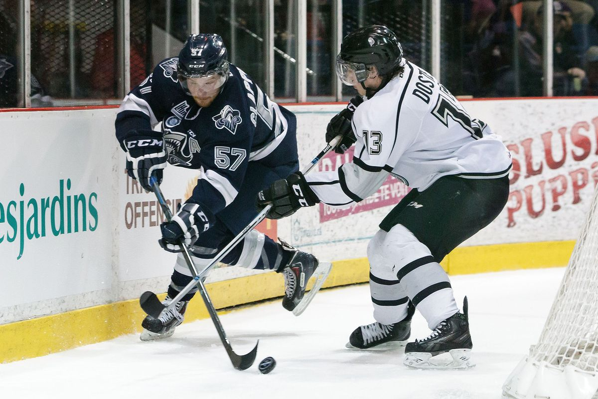 Cats prospect Chris Clapperton opne Memorial Cup play tonight.