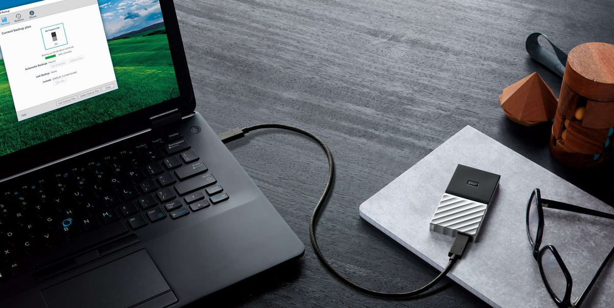 Western Digital announces its first portable SSD - The Verge