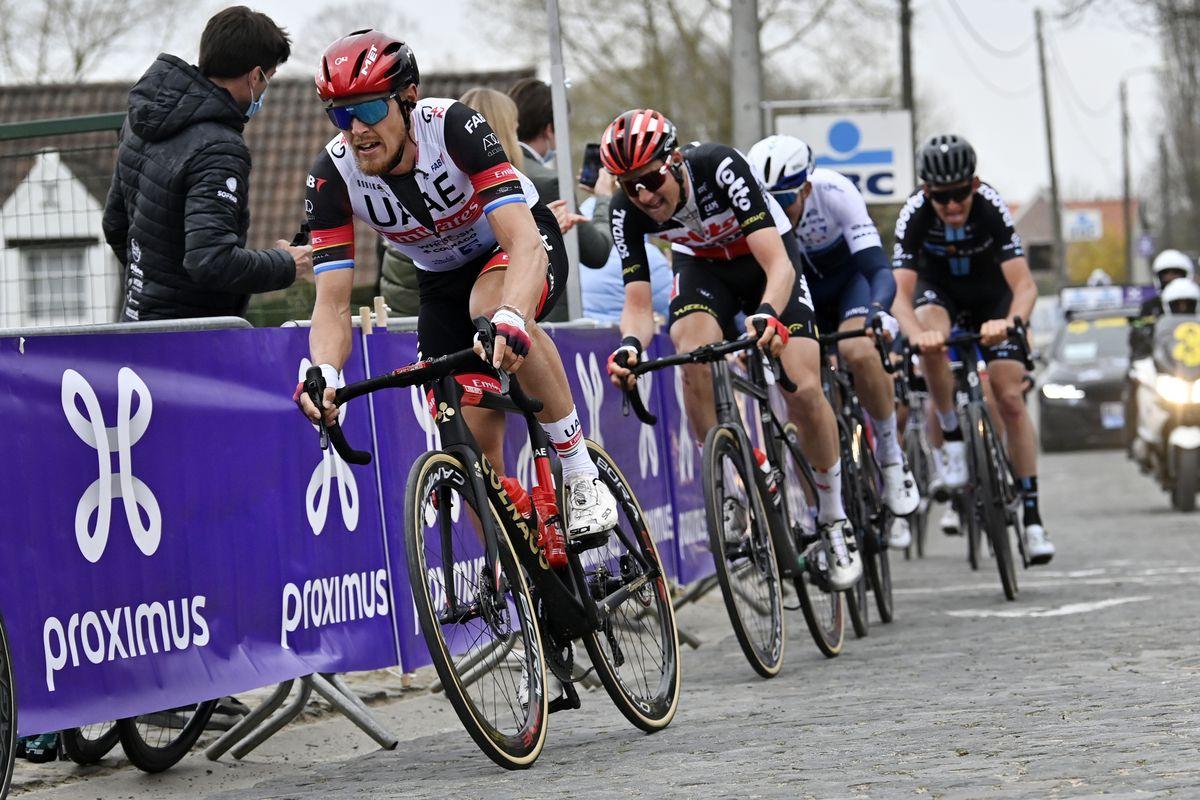 CYCLING RONDE VAN VLAANDEREN RACE 2021