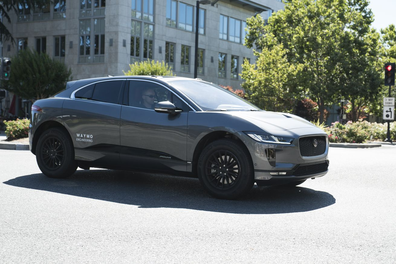 waymo offers a sneak peek of its new all electric self driving jaguar i paces