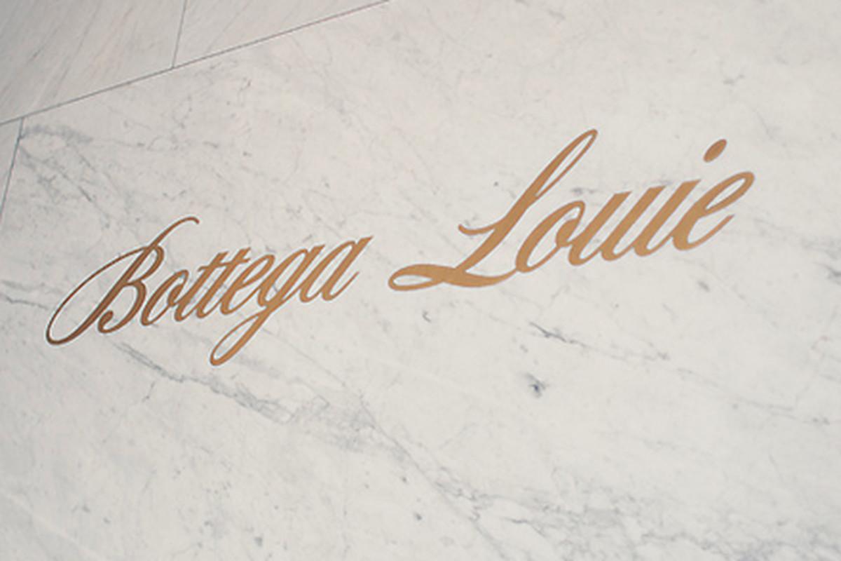 Bottega Louie, Downtown.