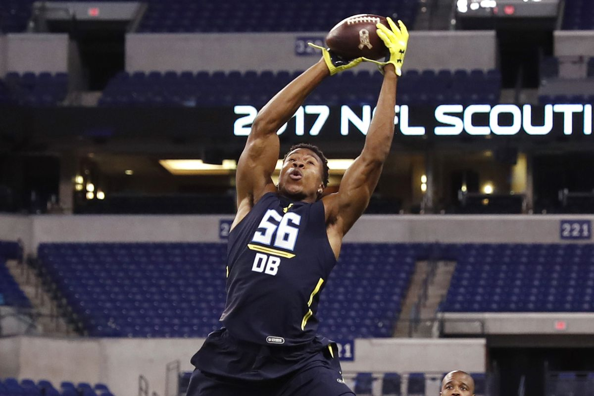 Utah Ute's Marcus Williams, projected 2nd - 3rd Round Free Safety may be the kind of player Chicago takes Day 2