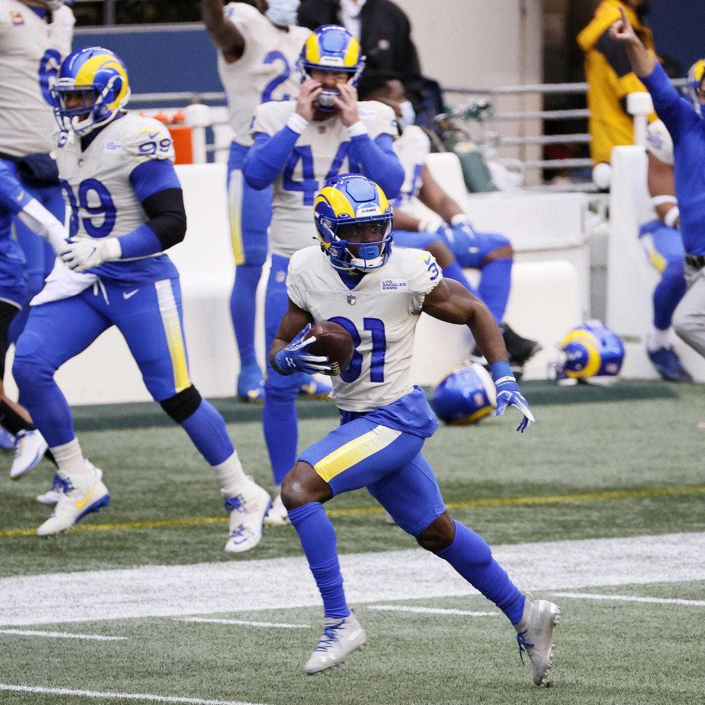 Rams News: CB Williams named 'under-the-radar' player for Rams in ...