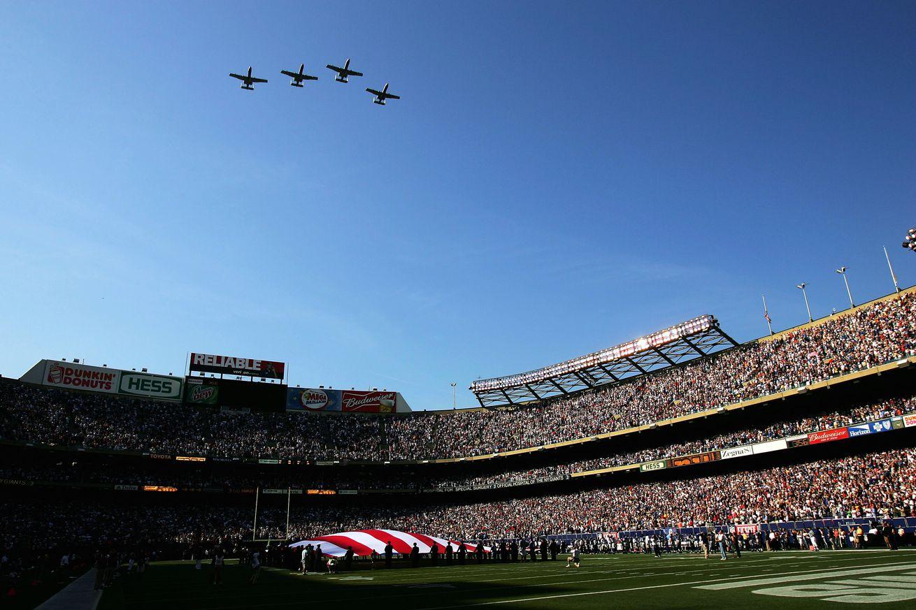 Arizona Cardinals v New York Giants