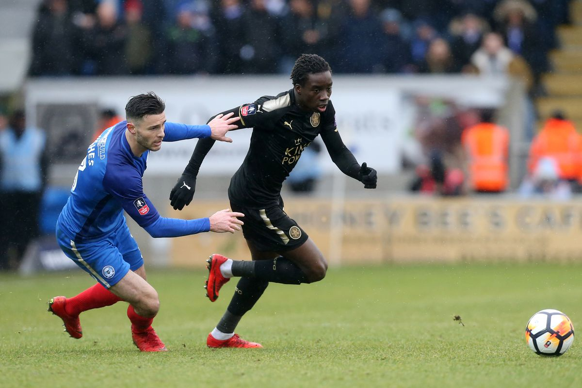 Peterborough United v Leicester City - The Emirates FA Cup Fourth Round