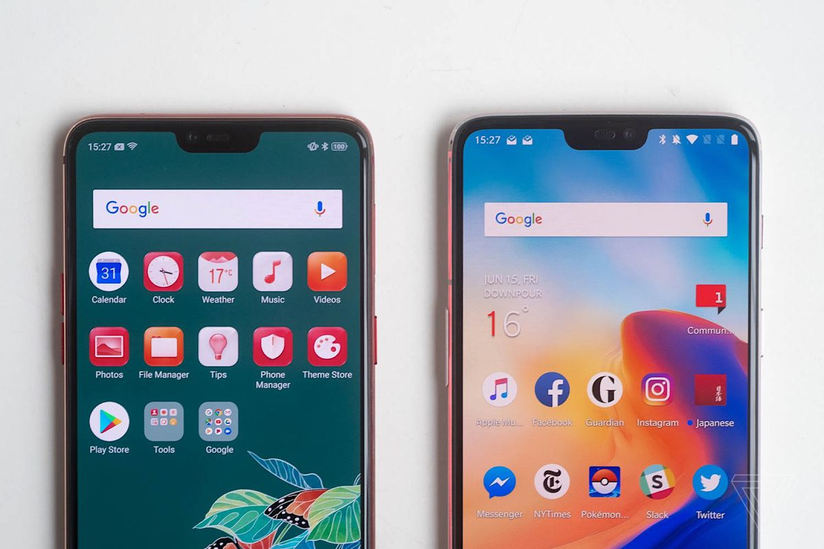 The OnePlus 6 is more than just a rebranded Oppo R15 Pro