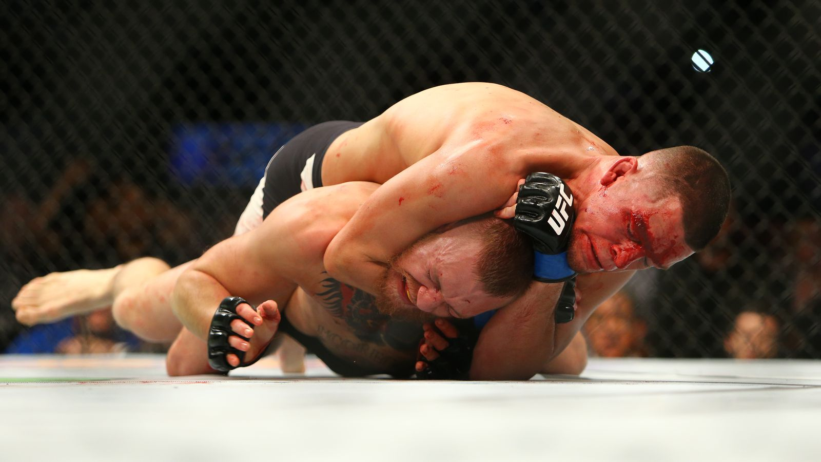 Renzo Gracie: 'It's a compliment if you don't tap'