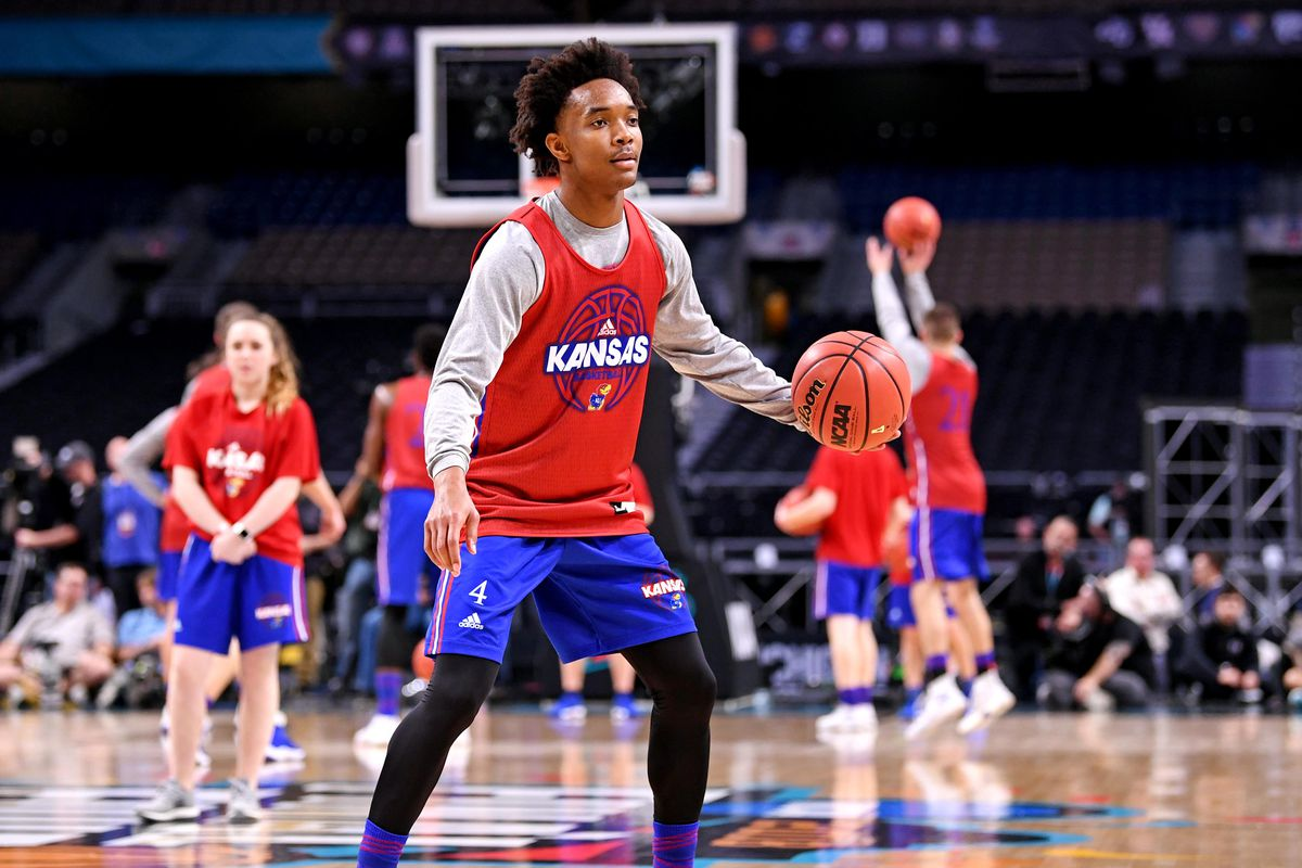 4736cf6e8 NBA Rookie Profile  Devonte Graham - At The Hive