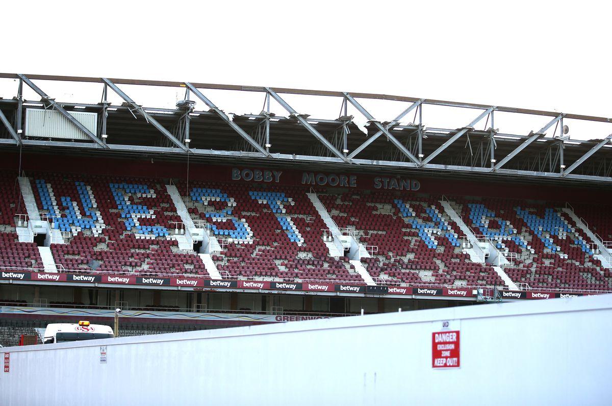 West Ham's Boleyn Ground Is Demolished