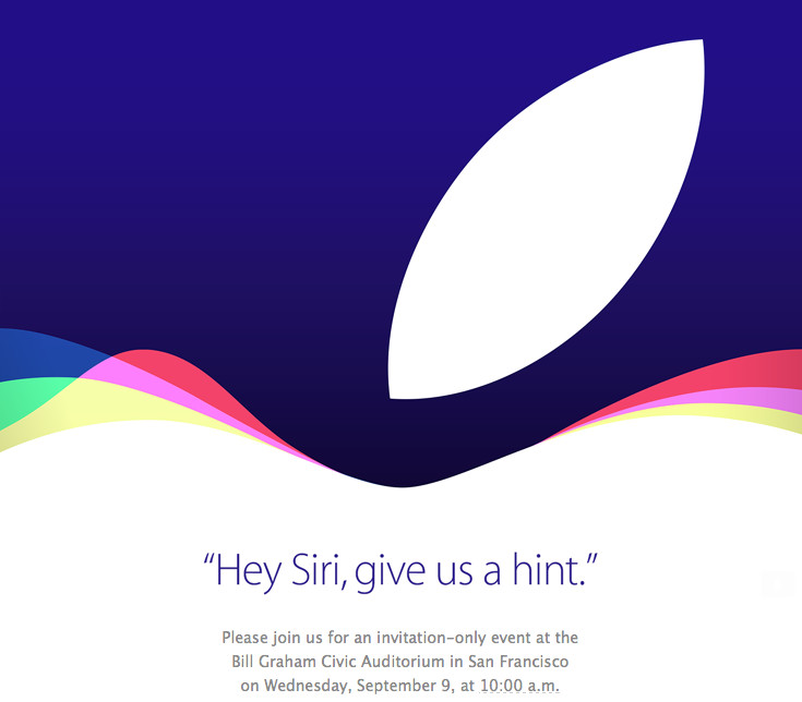 Apple Iphone Event Announced For Wednesday, September 9 - The Verge