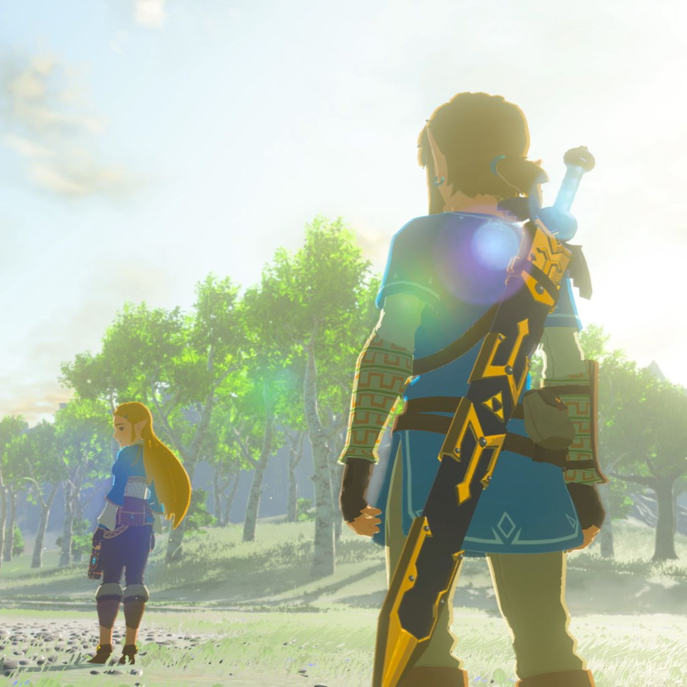 The Legend Of Zelda Breath Of The Wild Review The Verge