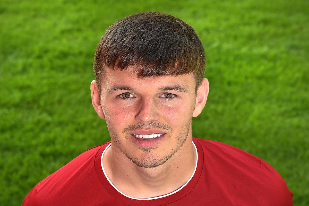 Liverpool Premier League Squad Headshots