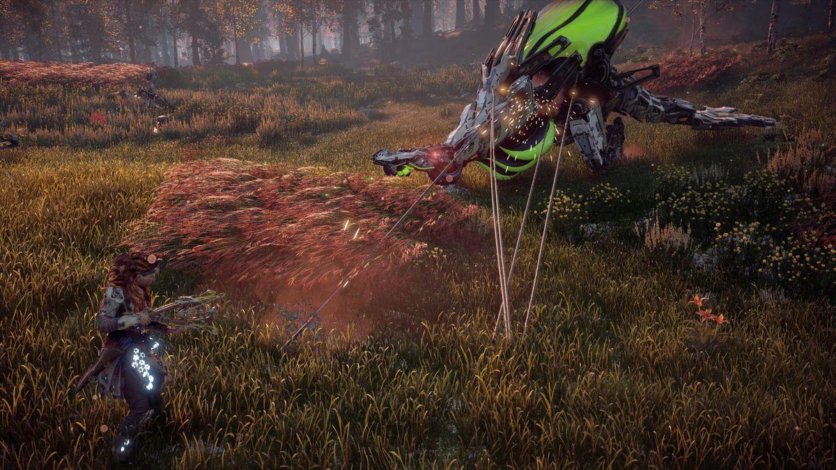 Horizon Zero Dawn weapons and modifications guide