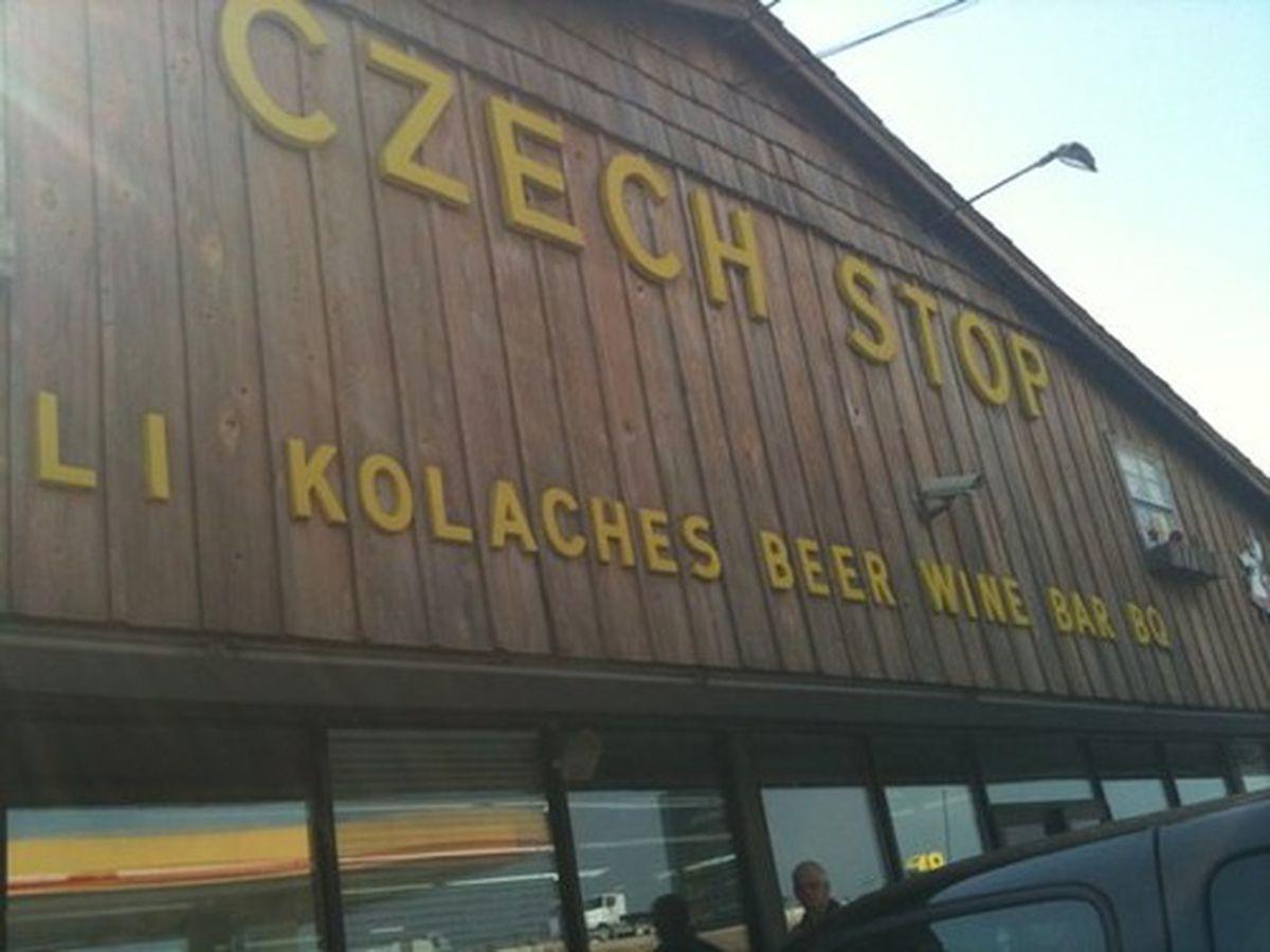 West's beloved Czech Stop.