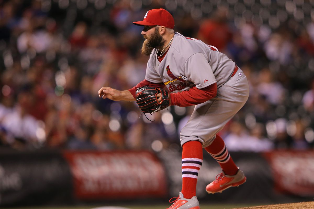 Jason Motte Has A Very Detailed Incentive Clause - Bleed ...