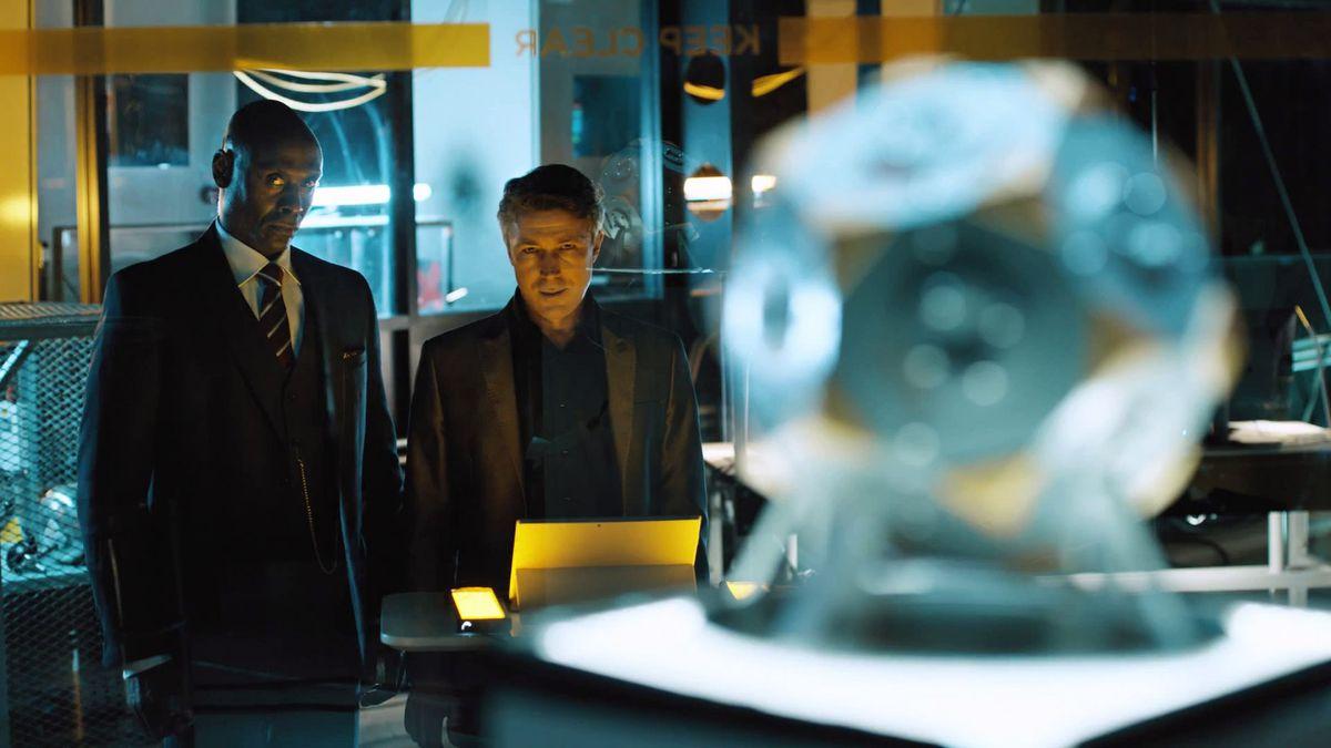Quantum Break (show)