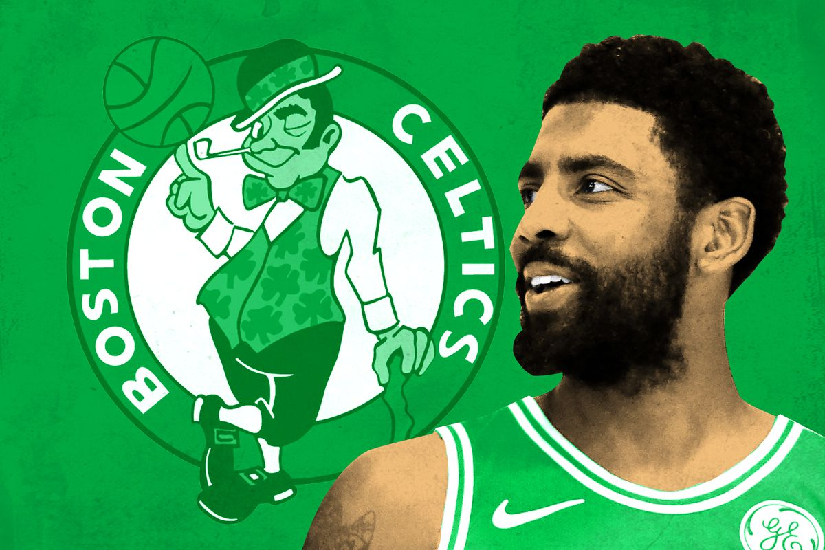 It Sure Sounds Like Kyrie Irving Intends to Stay in Boston for the Foreseeable Future