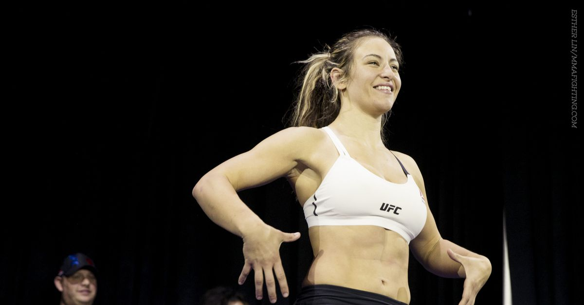 Morning Report: Miesha Tate on Ronda Rousey: 'I don't ...