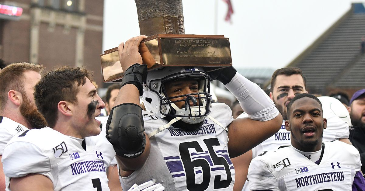 Northwestern Wildcats Football Preview Schedule Roster Games Off Tackle Empire