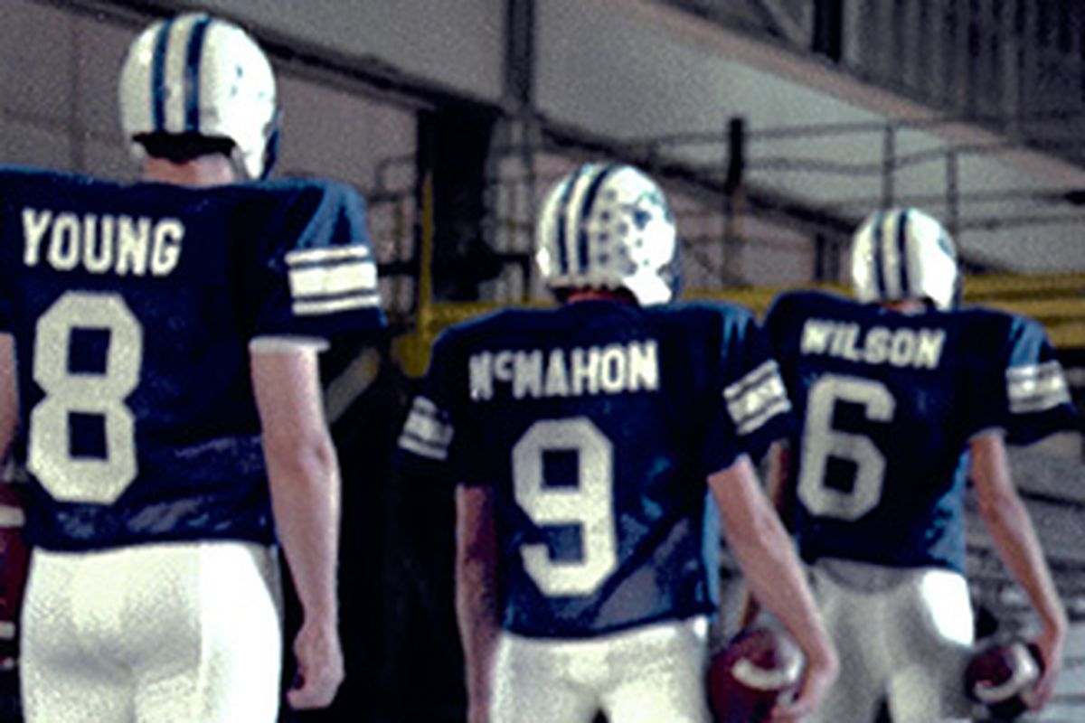 timeless design e2c71 fef4b Best BYU athletes by jersey numbers: #6-15 - Vanquish The Foe