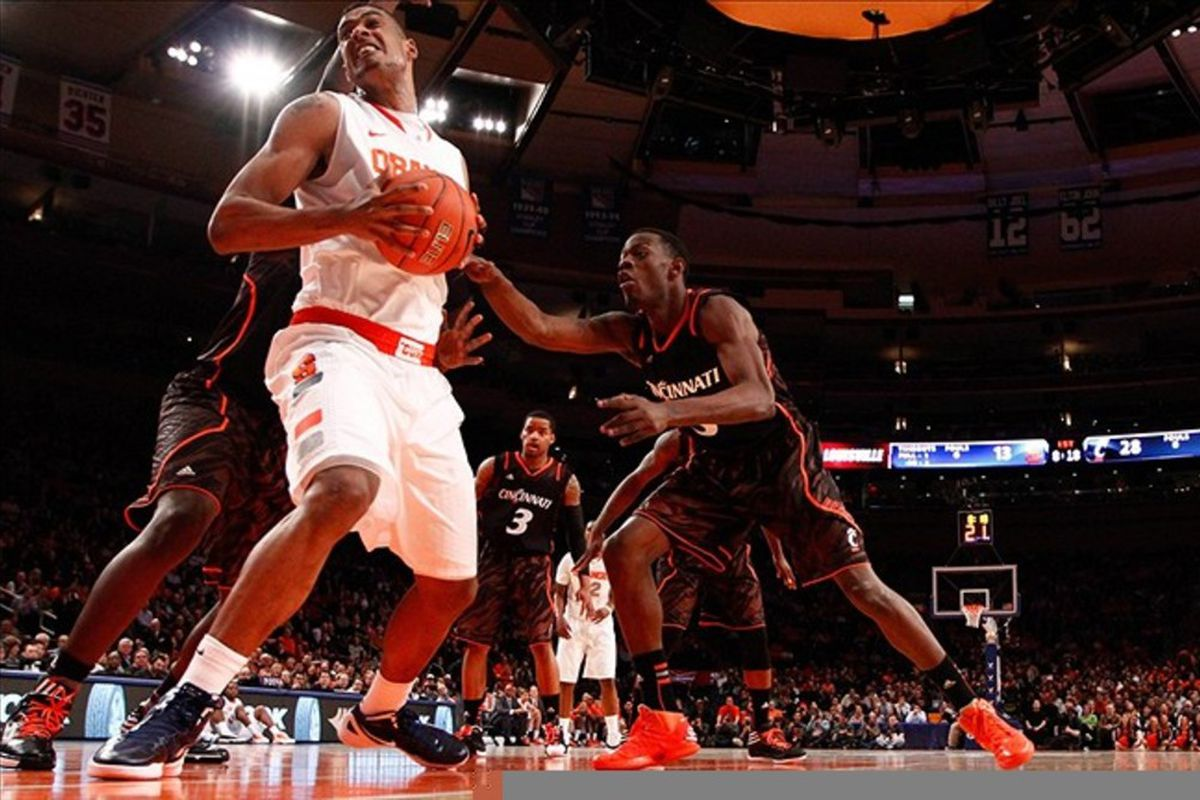 Fab Melo will be apart of the NBA D-League's Opening Night festivities