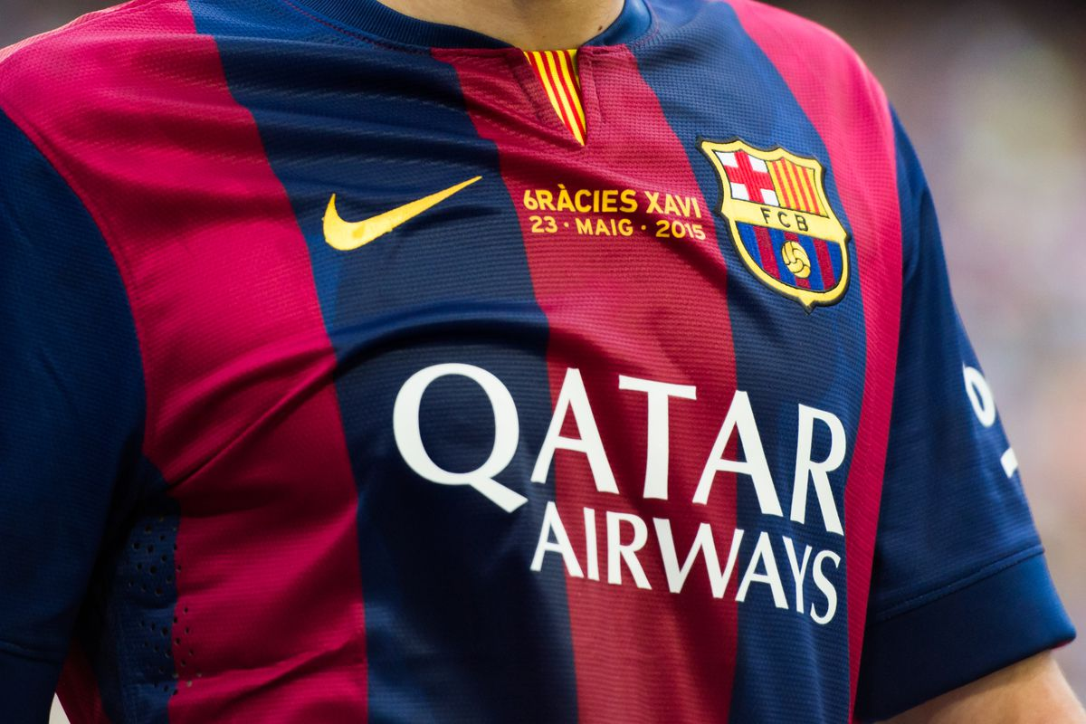 0dd3682e7 Wearing Some Barcelona Shirts in UAE and Saudi Arabia Punishable by ...