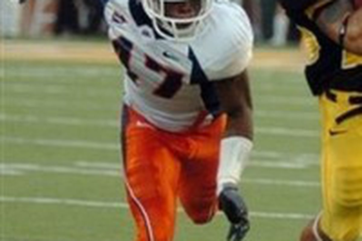"""Former UTEP defensive back Cornelius Brown has signed a pro contract with the Chicago Bears.  Best of Luck to Cornelius in the Windy City.  via <a href=""""http://cdn0.sbnation.com/entry_photo_images/283819/610x_large.jpg"""">cdn0.sbnation.com</a>"""