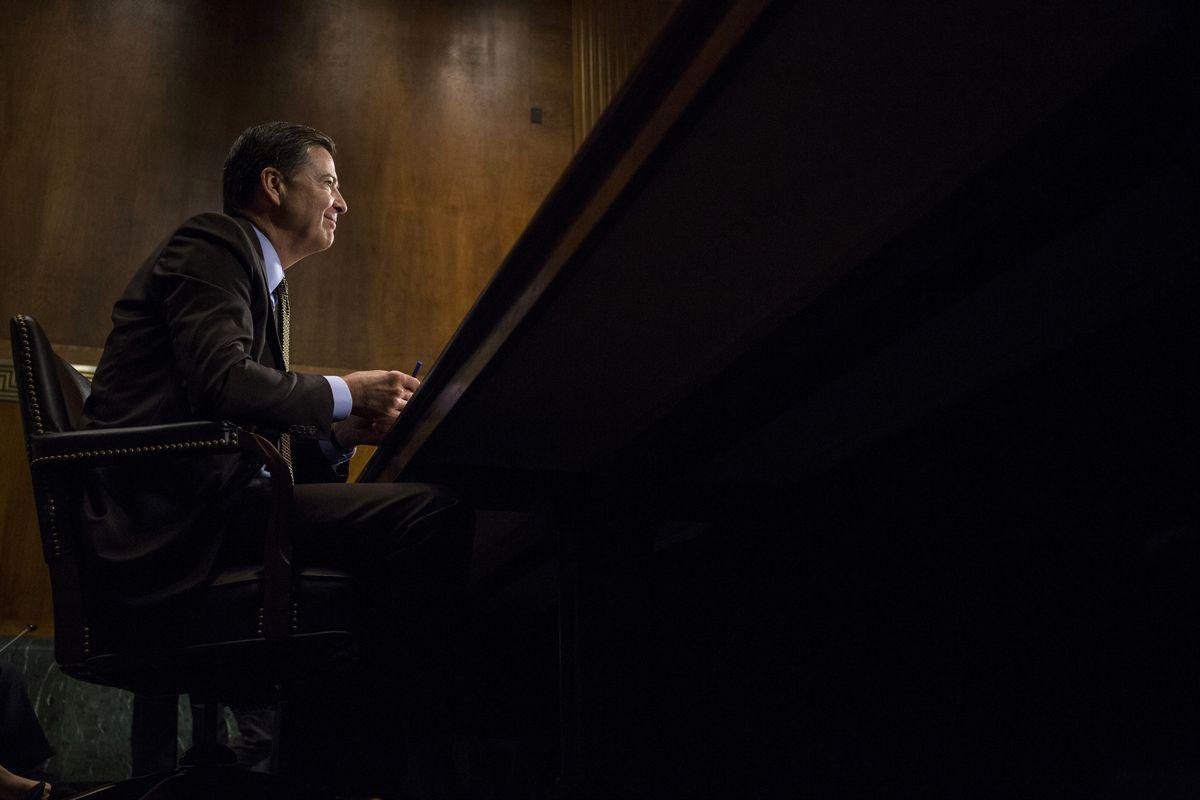 FBI Director Comey Testifies At Senate Judiciary Committee Oversight Hearing