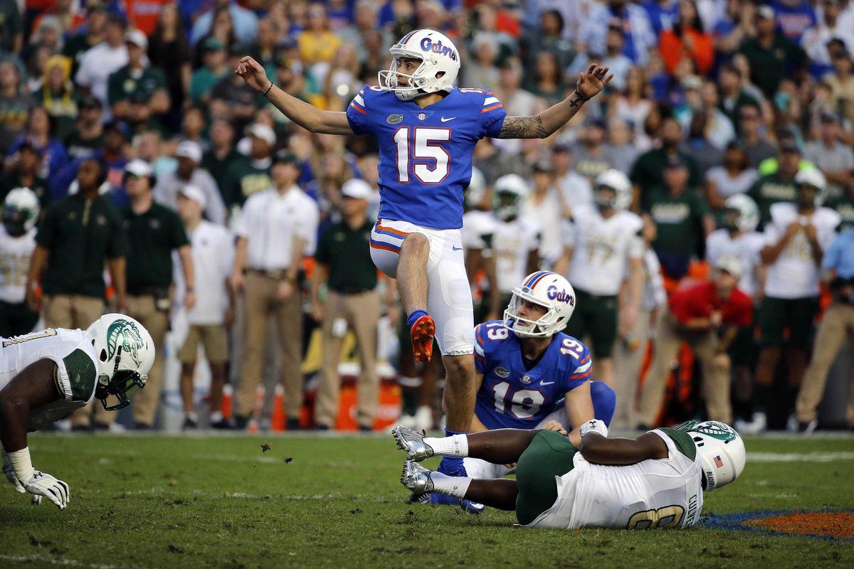 NCAA Football: Alabama-Birmingham at Florida