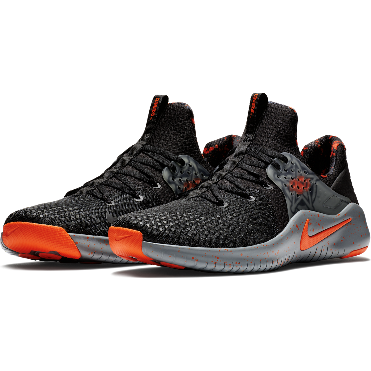 63be44bc11ae8 Oklahoma State Free Trainer V8 Week Zero Men s Shoe for  109.99 Fanatics