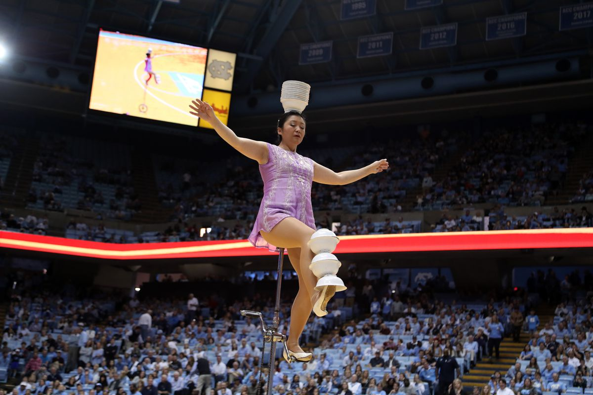Someone takes off with Red Panda Acrobat's 7-foot unicycle