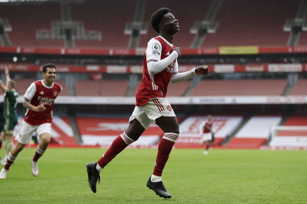 Arsenal v Sheffield United - Premier League