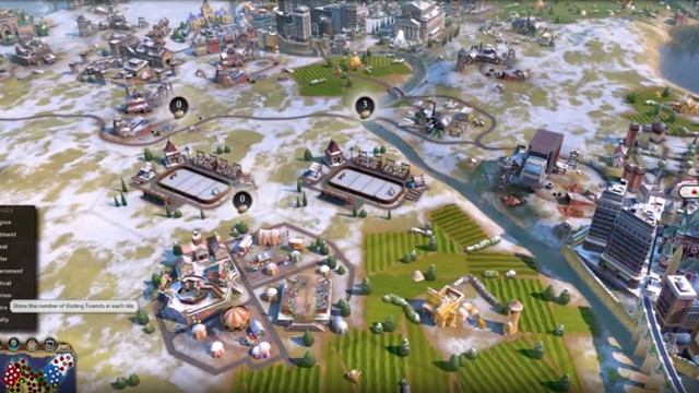 Civilization 6 expansion adds Canada and all things Canadian