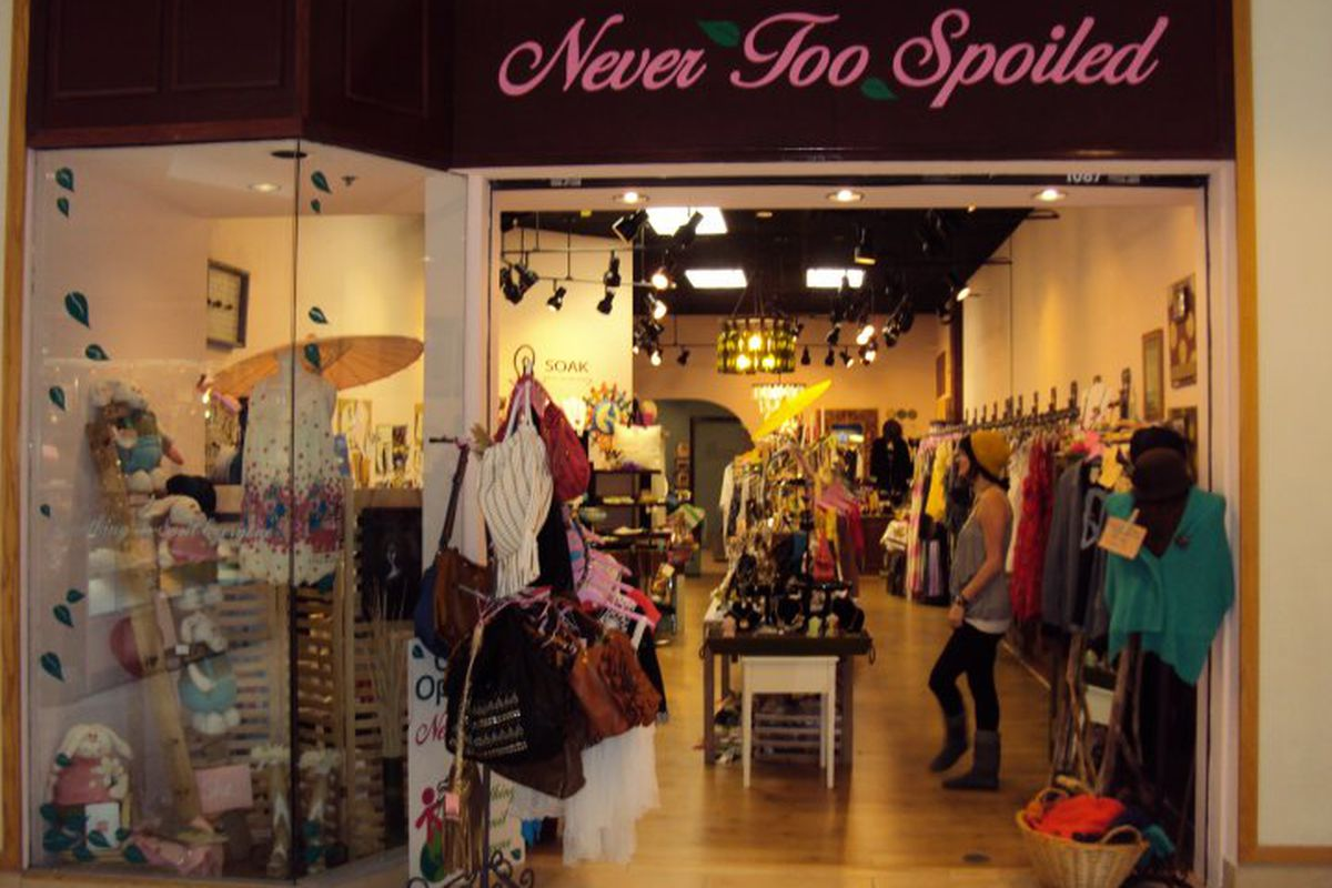 "Image via Facebook/<a href=""http://www.facebook.com/pages/Never-Too-Spoiled/338593532461"">Never Too Spoiled</a>"