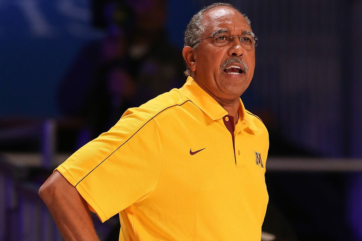 I had no idea that Tubby Smith liked mustaches.  That's one in the plus column for Smith.