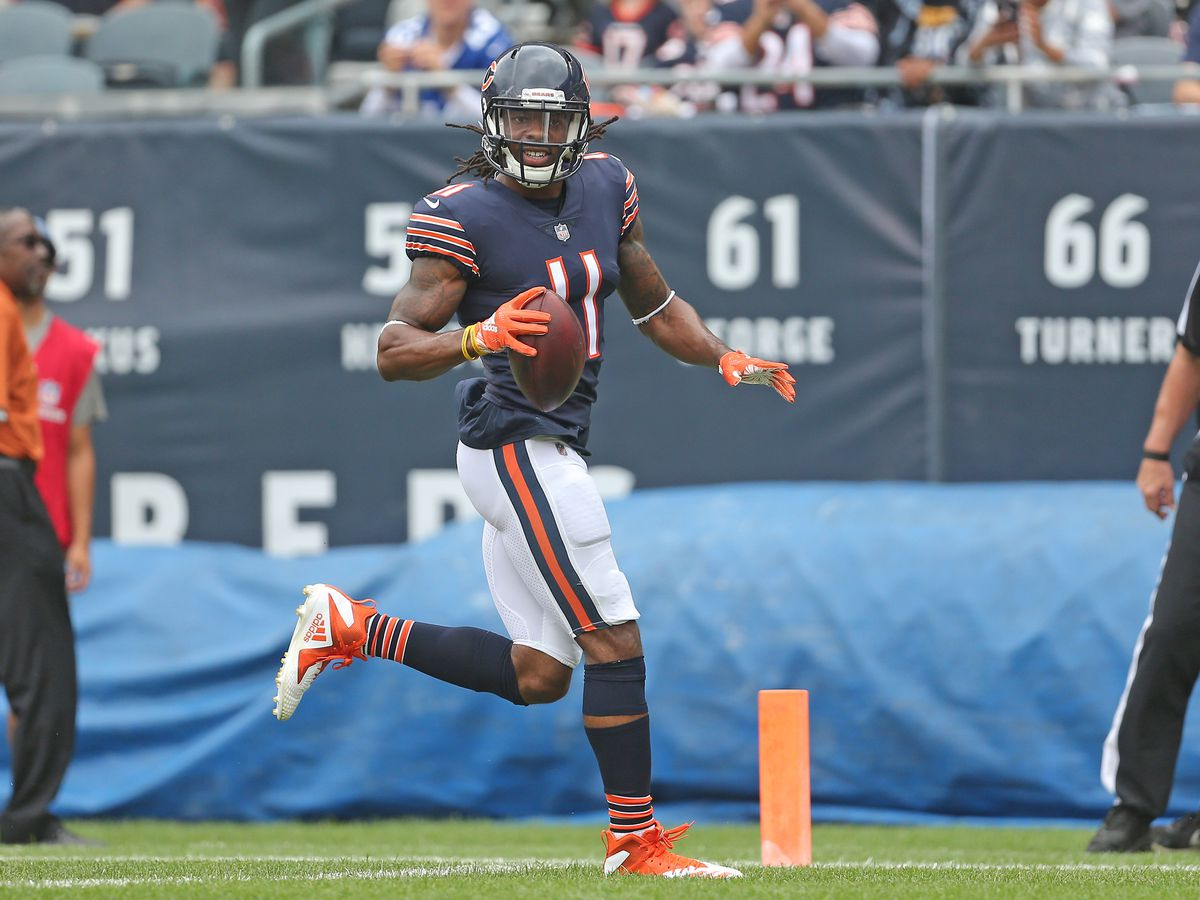 NFL: Kansas City Chiefs at Chicago Bears