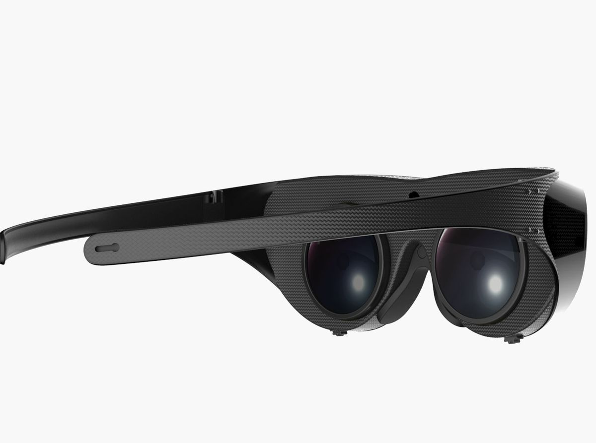 5669ba3ae3 Dlodlo s VR headset almost looks like real sunglasses — I just wish ...