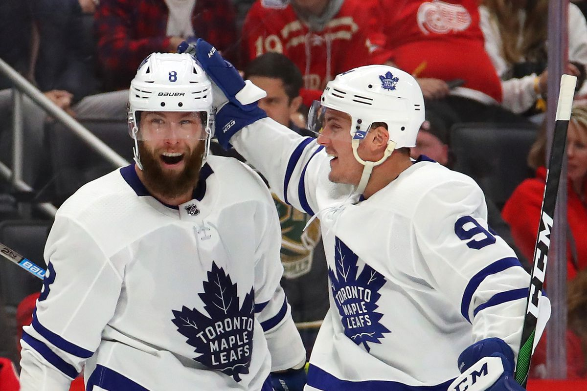 Friday Chat: What to do about the Maple Leafs defense
