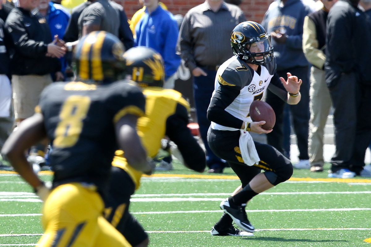 Maty Mauk and the Class of 2013 still might thrive, but the attrition probably needs to stop.