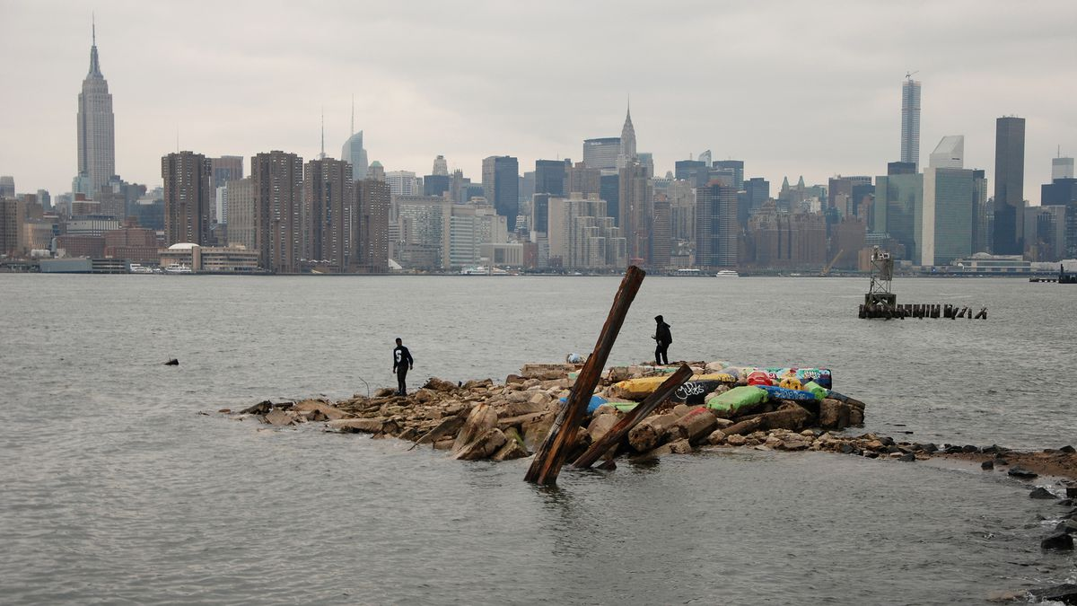Imagining A New York City Ravaged By Climate Change
